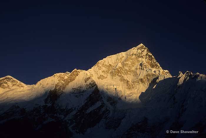 Nuptse, Sagarmatha National Park, Mount Everest, photo