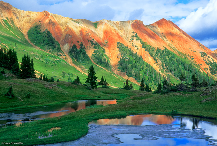 red mountain, uncompahgre national forest,, photo