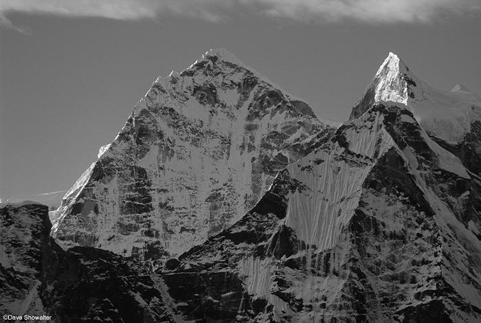 Thankserku, Khumbu, photo
