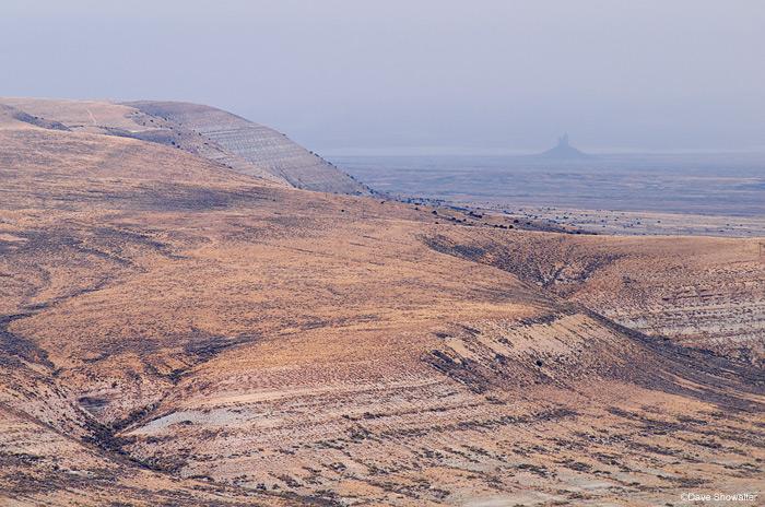 Boar's Tusk, Northern Red Desert, photo
