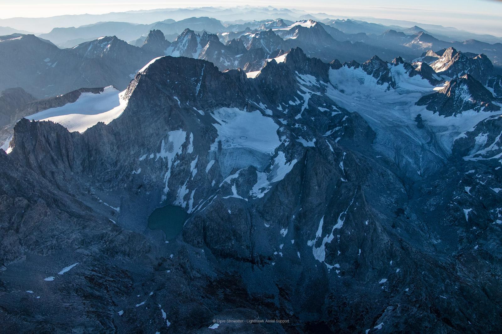 gannet peak, wind river range, photo