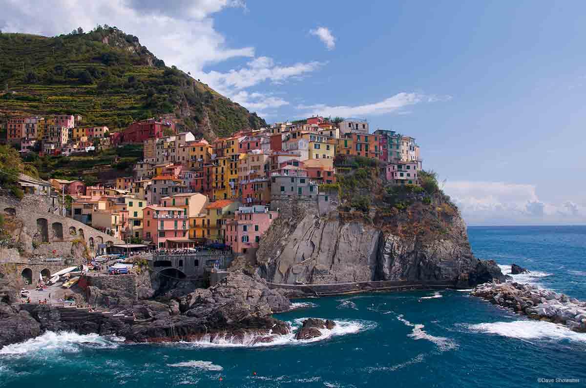 Manarolla, Cinque Terre National Park, Ligurian Sea, photo