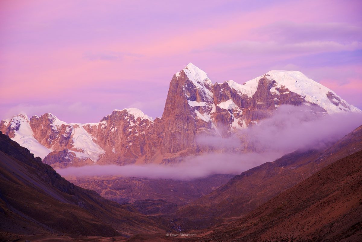 cuyoc, huayhuash trek, photo