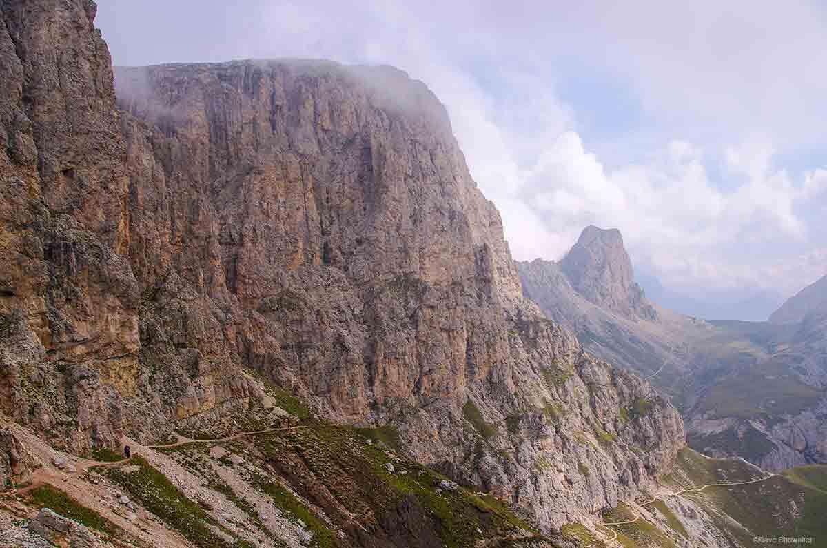 Cima Di Terrarossa, Dolomite Alps, photo