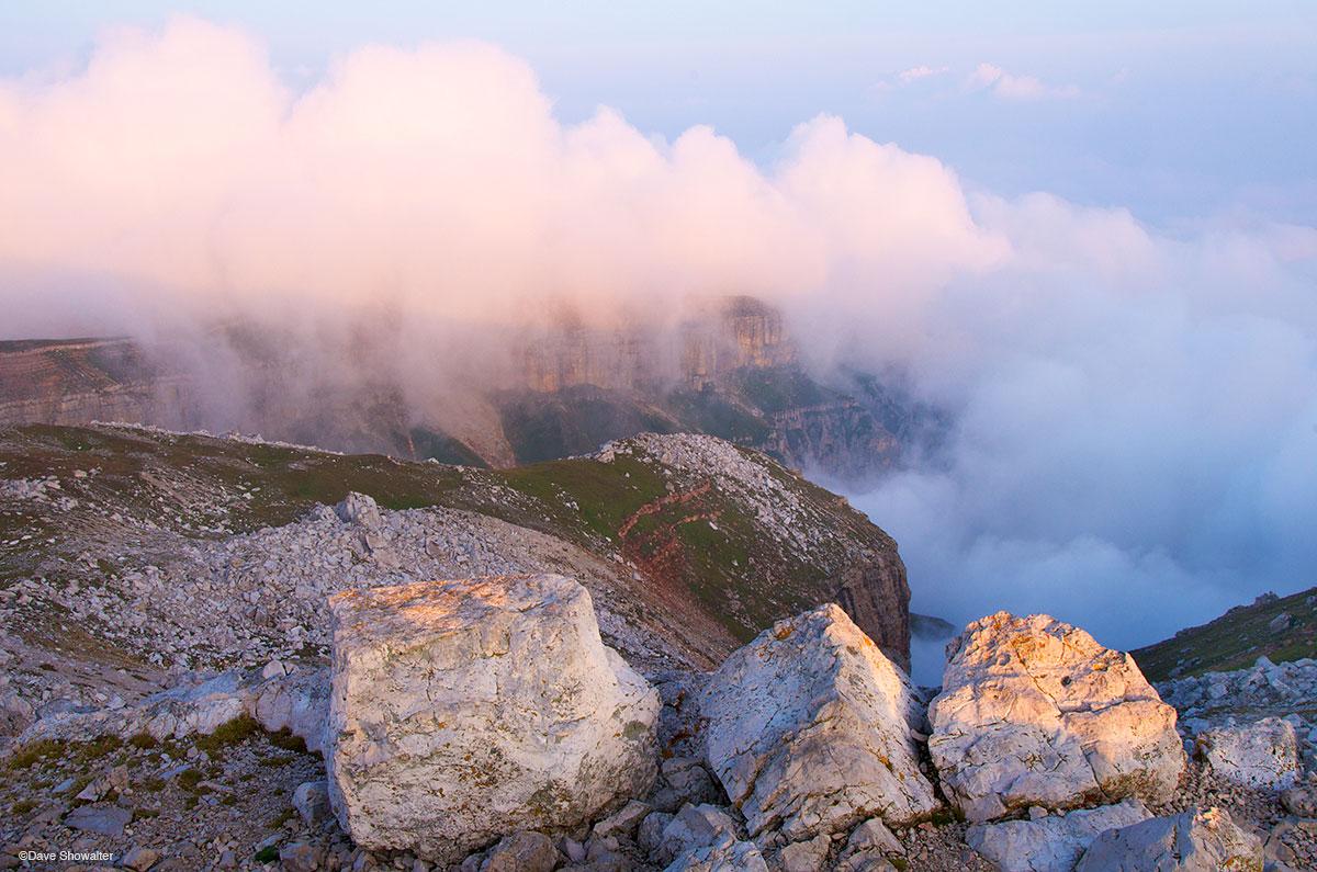 Italy, Dolomites, Scilar Schlern, photo