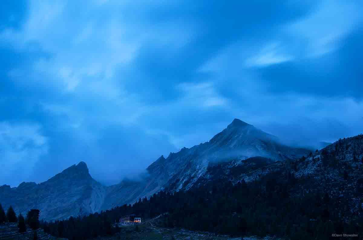 Rifugio Fanes, Dolomite Alps, photo