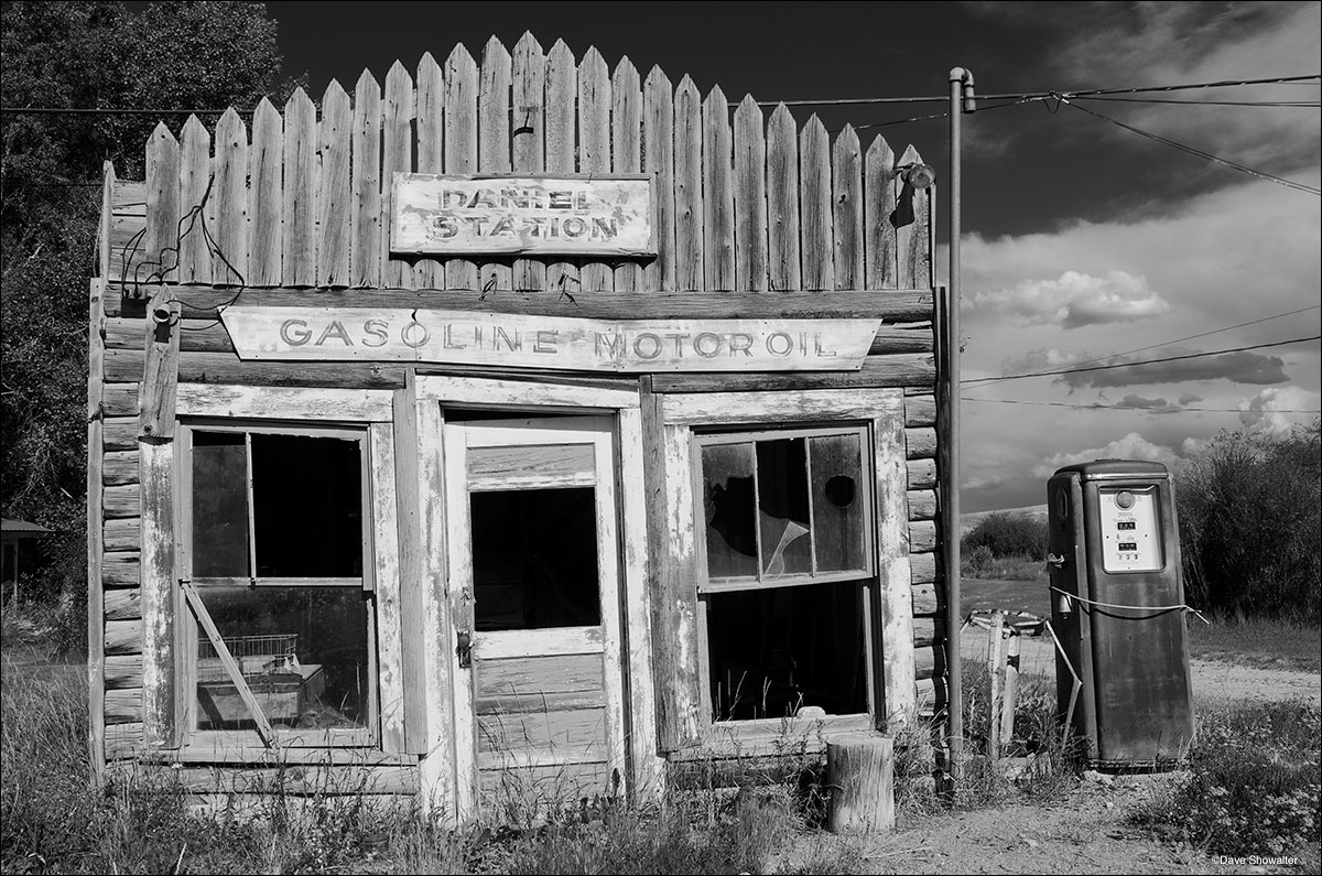 daniel, wyoming, sublette county, photo