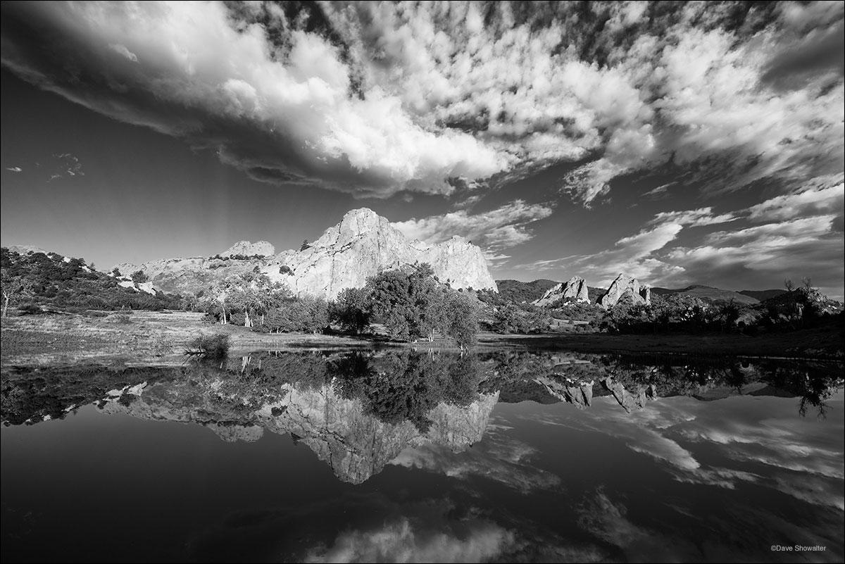 kindergarten rock, valley reservoir, photo