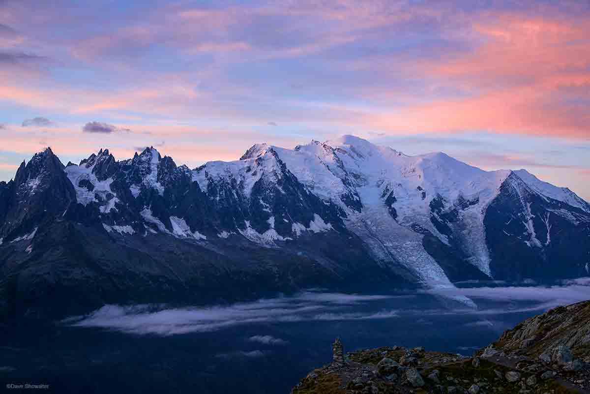 mont blanc, chamonix, photo