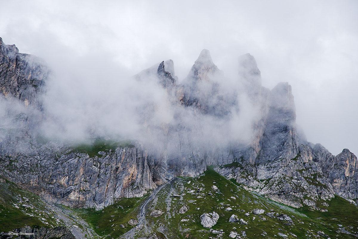 tour du mont blanc,  contamines, photo