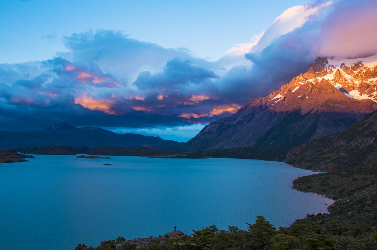 Torres Del Paine, Patagonia, photo