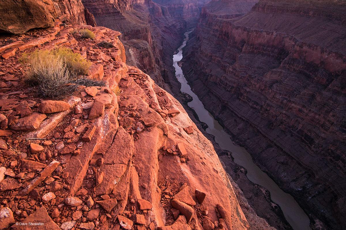colorado river, toroweap, photo