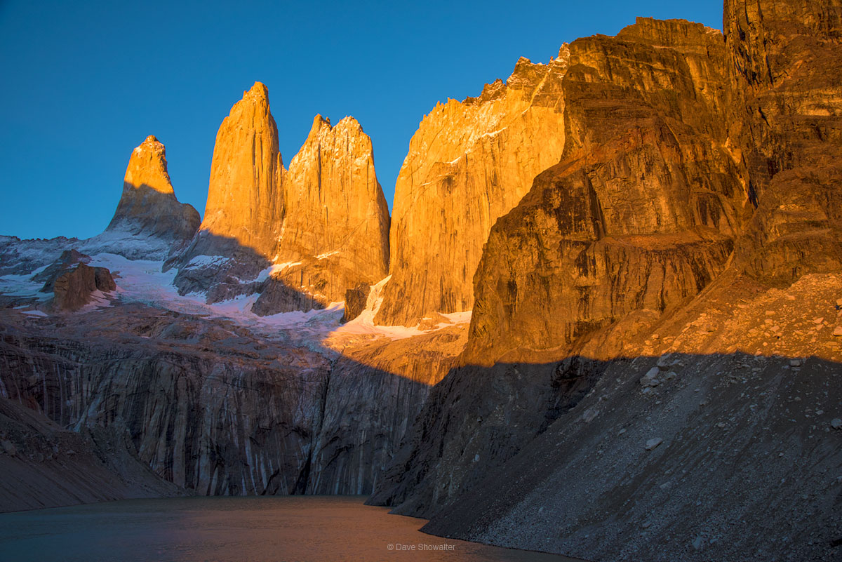 torres del paine, chile, photo